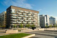 Under det senaste året har bostadspriserna i Stockholm stigit med nästan 10 procent.