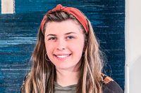 Linn Svensson har alltid gått i kyrkan men det var i gymnasiet som hon tog beslutet att, som hon beskriver det, ta emot Jesus i sitt liv.
