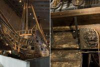 Bevarandet av regalskeppet Vasa är världens största renoveringsprojekt.