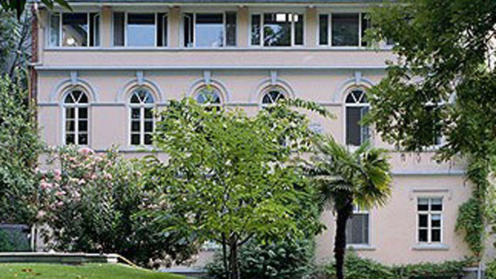 Institutet i Istanbul.