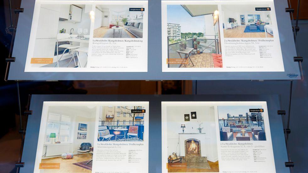 Fler bostäder säljs nu innan de annonserats på Hemnet. Arkivbild.
