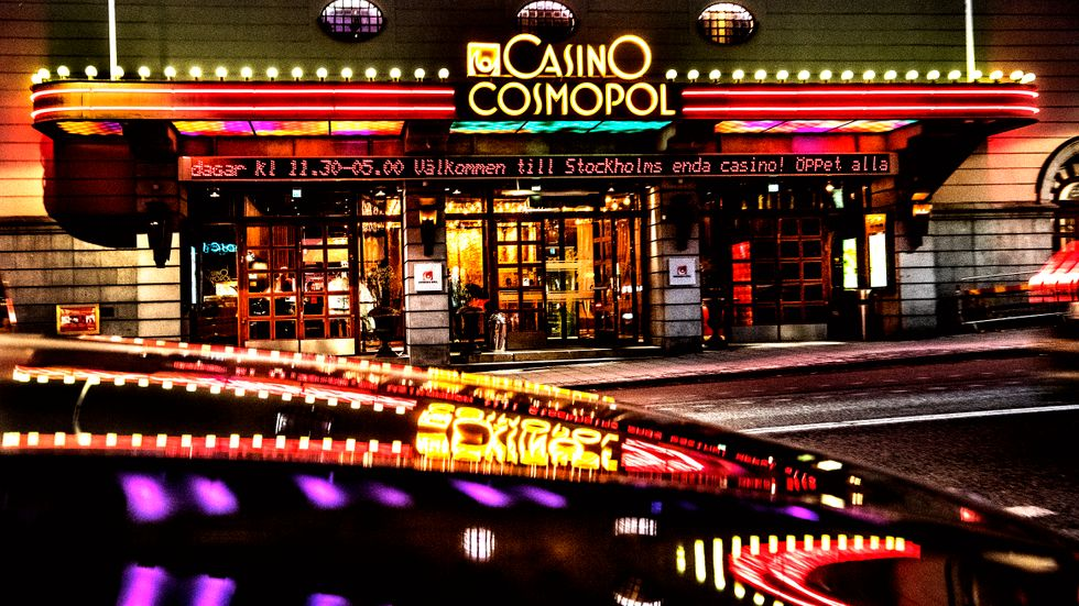 Casino Cosmopol har kasinon i Stockholm, Göteborg, Malmö och Sundsvall.