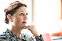 Marie Nilsson, ordförande för IF Metall.