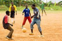 Fotbollsklubben Tigers Club i Ugandas huvudstad Kampala har utvecklats till ett brett socialt arbete.