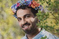 Det var efter Nadim Ghazales sommarprat den 12 juli som han utsattes för hat på Twitter.