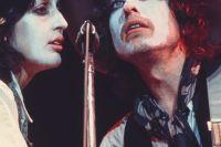 Joan Baez och Bob Dylan