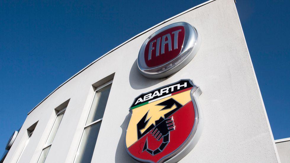 Nyligen blev det klart att Fiat Chrysler går samman med Peugeot. Arkivbild.