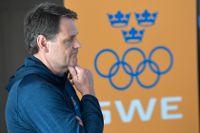 Peter Reinebo, verksamhetschef för Sveriges olympiska kommitté. Arkivbild.