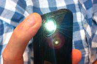 Använda blinkande ljus för varningar