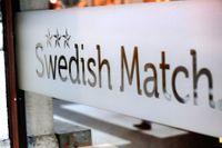 Swedish Match presenterar delårssiffror. Arkivbild.