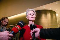 Just nu: Corazza Bildt åker ut från EU-lista