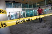 Över 40 personer dödades i attentaten mot flygplatsen i Istanbul.