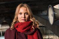 Emma Frans bekämpar mytbildning och falska påståenden.