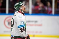 Frölundas Joel Lundqvist har tackat nej till spel i VM i Danmark. Arkivbild.