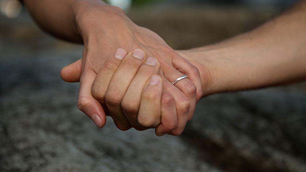 """""""Vi har haft det bra – tills vi förlovade oss"""", skriver signaturen Missförstådd."""