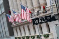 Börserna på Wall street steg under torsdagen. Arkivbild.
