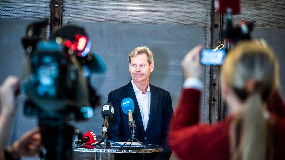 Erik G Braathen lanserar ett nytt flygbolag i Norge.