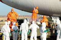 Den spanske präst som smittats av Ebola har avlidit.