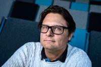 Mattias Liedholm, rektor på Prästamosseskolan i Skurup. Arkivbild.