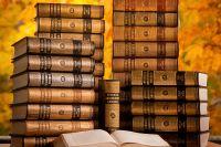 Svenska Akademiens ordbok, SAOB, har hittills kommit ut i 37 pampiga band. Ordboken finns sökbar på nätet, vilket även SAOL:s samtliga upplagor gör på sajten SAOLHist.
