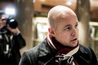 Björn Söder slutade i januari som partisekreterare till förmån för Richard Jomshof.