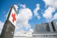 Sjukhuspersonal på Centralsjukhuset i Kristianstad slog larm till polisen sedan en 17-årig pojke kommit in med misstänkta stickskador. Arkivbild.