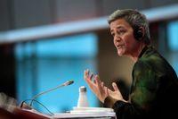 Danska Margrethe Vestager är exekutiv viceordförande i EU-kommissionen med ansvar för digitalisering och konkurrensfrågor. Arkivfoto.