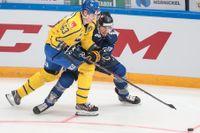 Blir det något VM för Tre Kronor nästa år, och var i så fall? En expertgrupp ska utreda om VM kan hållas i Belarus/Lettland nästa år. Arkivbild.