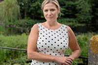 Sharon Lavie blev uppsagd från jobbet som familjeekonom på Ikano Bank under coronakrisen.