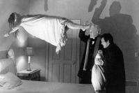 Max von Sydow i rollen som exorcist 1973.