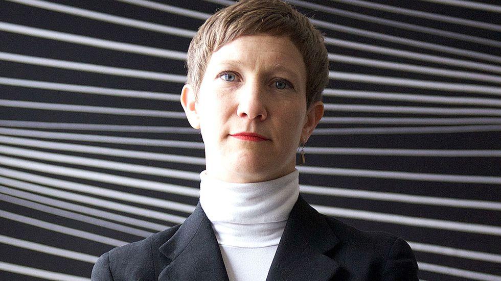 Jenny Högström (född 1974) är litteraturkritiker och översättare.