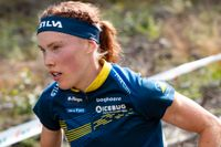 Tove Alexandersson vann SM i sprint. Arkivbild.