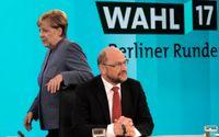 Tyska socialdemokraternas Martin Schulz försöker lirka in sitt parti i regeringskoalition med Angela Merkels kristdemokrater. Nu är det upp till partimedlemmarna att avgöra.