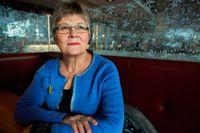 Maud Olofsson, förre partiledaren för Centerpartiet.