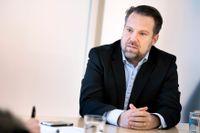 Johan Olsson, tidigare operativ chef vid säkerhetspolisen, blir ny chef för Noa. Arkivbild.