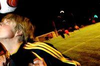 Viktor Lundberg har spelat i AIK sedan han var fyra år.