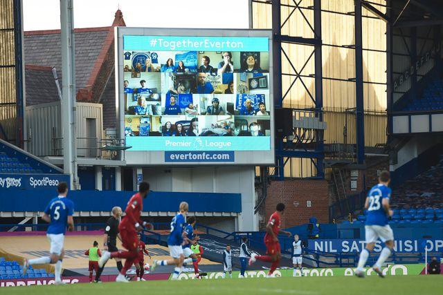 Premier League-klubbarnas ambition är att välkomna publik på arenorna redan i oktober, om än i reducerad omfattning.