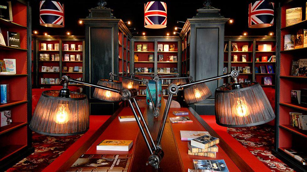 Cook & Book i Bryssel. SvD Kultur listar här nedan världens 15 vackraste bokhandlar.