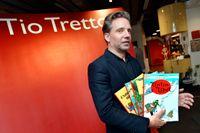 Kulturhuset backade och chefen Eric Sjöström ställde tillbaka Tintin-böckerna.