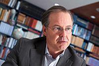 Anders Borg var Sveriges finansminister mellan 2006 och 2014.