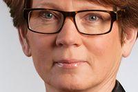 Förste vice Riksbankschef Kerstin af Jochnick.