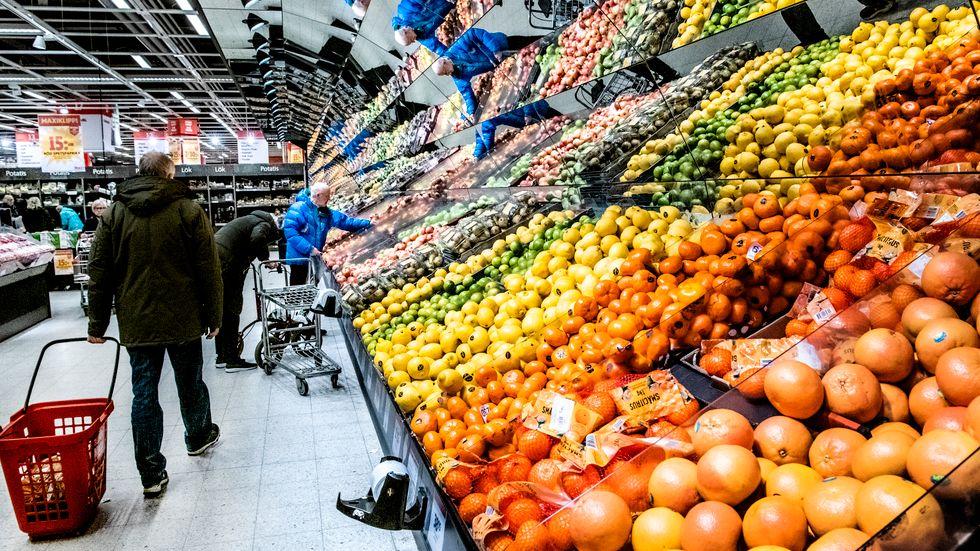 Byt billigare frukt och grönt mot bättre klimatåtgärder.