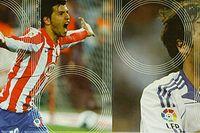 Atletico Madrid mot Real Madrid i kvällens derby.
