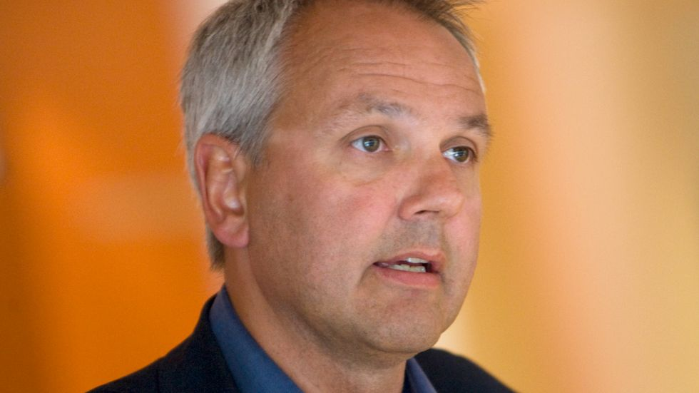 Preben Aavitsland, överläkare på FHI.