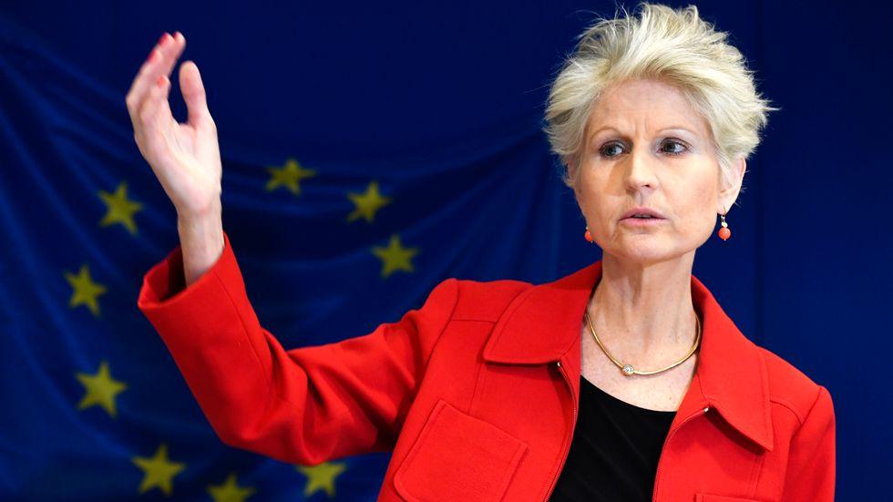 Anna Maria Corazza Bildt får nytt uppdrag av Europaparlamentet. Arkivbild.