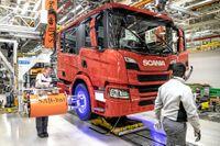 Scanias huvudägare Volkswagen stuvar om i ledningen för Scanias ägarbolag Traton.