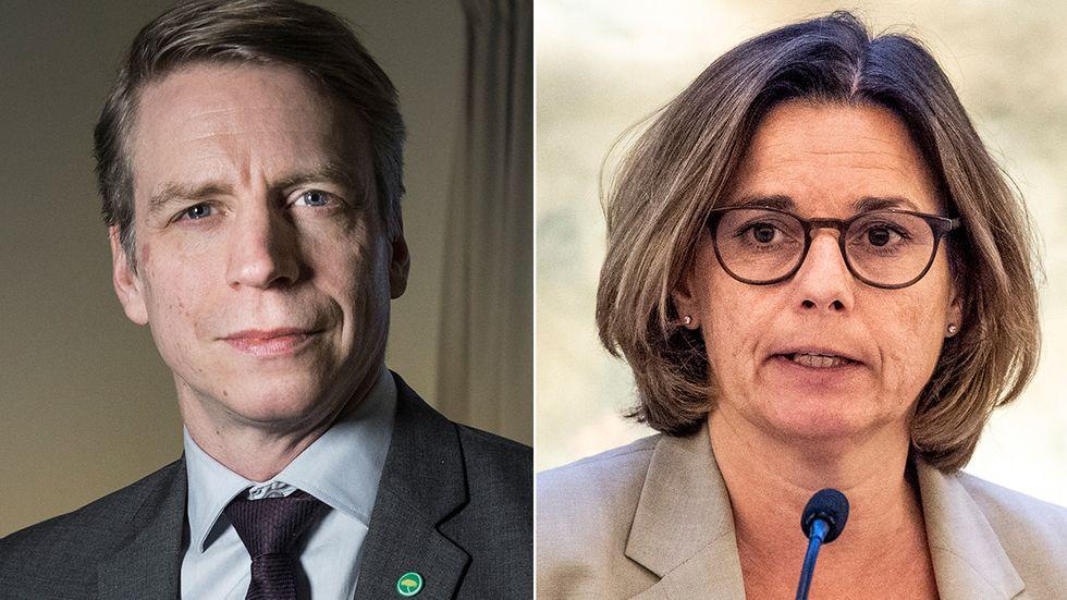 Moderaternas radikala förslag på sänkt bensinskatt kommer att förvärra problemen, skriver Isabella Lövin och Per Bolund.