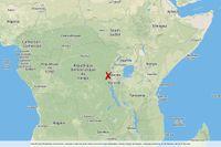 Kamituga, Kongo-Kinshasa.
