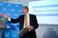 Atlas Copcos vd och koncernchef Ronnie Leten.