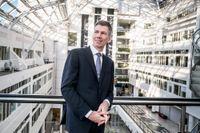 Handelssekreterare Magnus Almén på Business Sweden.